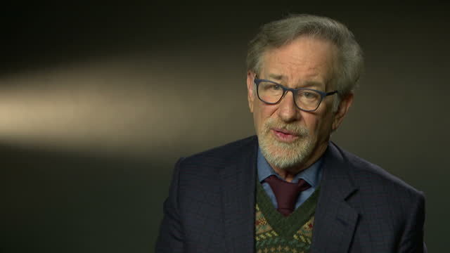 Interior interview with director Steven Spielberg speaking about his latest film The Post and how he was inspired to tell the story of Washington...