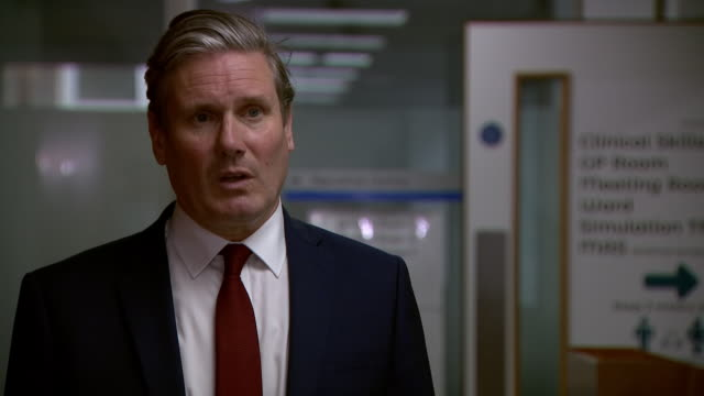 GBR: Interview with Labour leader Sir Keir Starmer