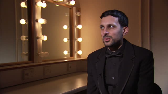 vidéos et rushes de interior interview with magician dynamo about the help he received from the prince's trust at the prince's trust's celebrate success awards on march... - illusion