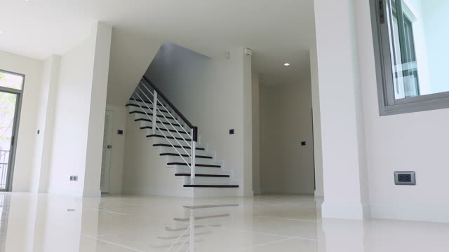 HD: Interior modern style of an empty new house