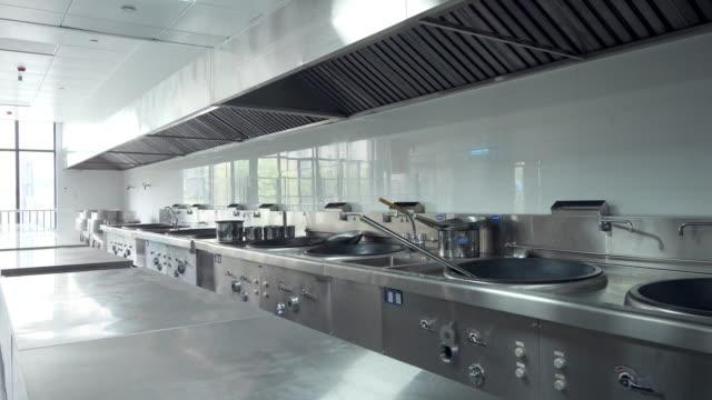 Einrichtung von Großküchen in hotel