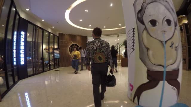 Interior of Gaysorn Village Shopping Centre, Bangkok, Thailand, Southeast Asia, Asia