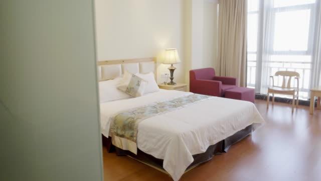interiör av moderna sovrum