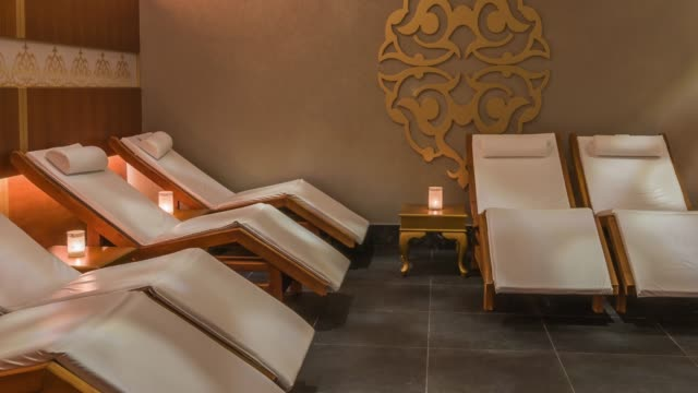 interior of modern spas - spa stock videos & royalty-free footage
