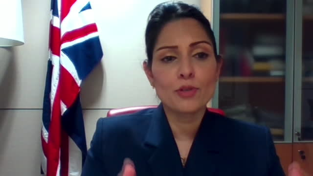 GBR: Priti Patel speaks on what progress had been made in retrieving hundreds of thousands of police records deleted in error from the Police National Computer.