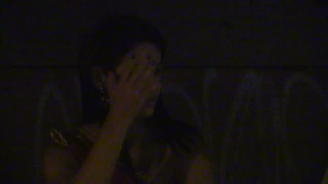 interior shots car driving passed prostitutes walking the streets at night on february 05 2014 in recife brazil - nutten stock-videos und b-roll-filmmaterial
