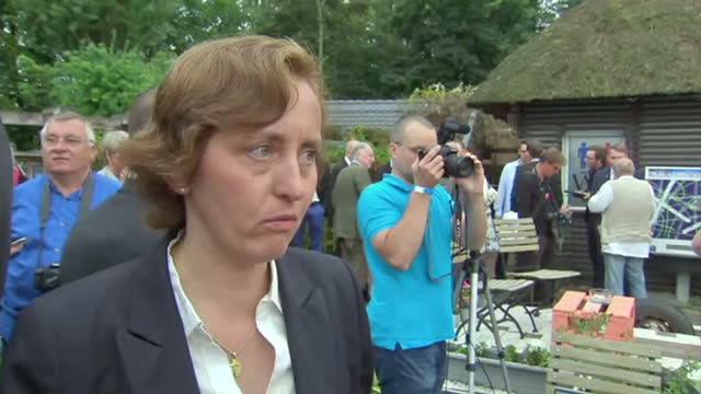 interior shots interview beatrix von storch, deputy leader afd party re this decision is just unbelievable, this is what people do not accept and... - patriotism stock-videos und b-roll-filmmaterial