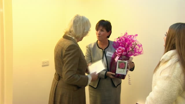 GBR: The Duchess of Cornwall, President, will visit Prospect Hospice in celebration of their 40th anniversary