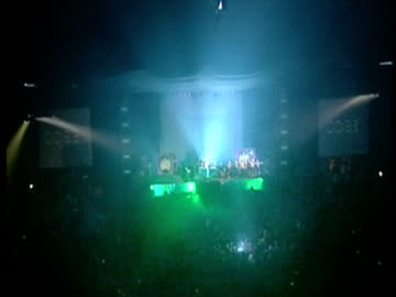 interior shots of hundreds of clubbers dancing and counting down till midnight. interior wide shots of stage during countdown. interior shots of new... - 1 minute or greater stock videos & royalty-free footage