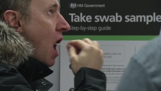 GBR: More than sixty thousand people have been asked to take part in a pilot scheme of mass coronavirus testing in Wales.