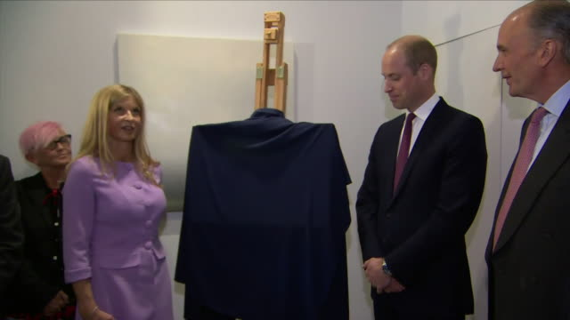Interior shots of Prince William on a visit to the men's mental health charity James' Place on 19 June 2018 in Liverpool United Kingdom