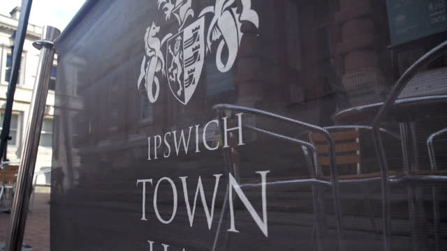 interior shots travelling between constituencies exterior shots point of view driving to ipswich suffolk exterior shots ipswich town signage town... - vox populi stock videos and b-roll footage