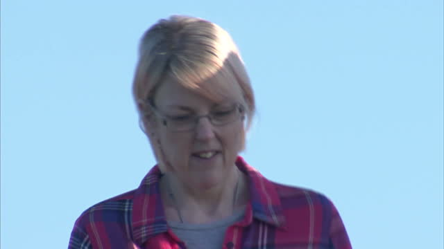 interior shots woman with excess skin after weight loss, showing old trousers & excess skin. plastic surgeons say people who lose lots of weight are... - dieting stock videos & royalty-free footage