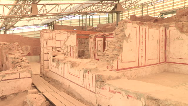 Interior Walls, Ephesus, Turkey