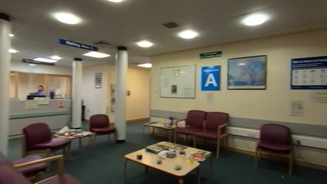 interiors of a wellbeing room inside a hospital in east ayrshire scotland for hospital staff mental health whilst treating patients with coronavirus - wellbeing stock videos & royalty-free footage