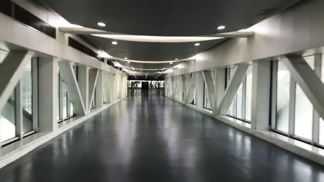 International Airport Terminal.