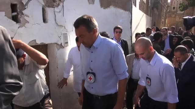 International Committee of the Red Cross chief Peter Mauer visited Sanaa Sunday on the second day of a visit to assess the dire humanitarian...
