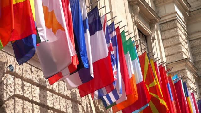 International Flags - 4k