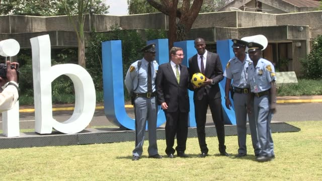 International football star Yaya Toure and the United Nations Environment Programme unveiled a new alliance to combat the illegal ivory trade that...