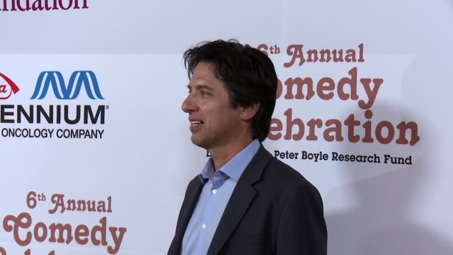 international myeloma foundation's 6th annual comedy celebration benefiting the peter boyle research fund capsule chyron: international myeloma... - wilshire ebell theatre stock videos & royalty-free footage