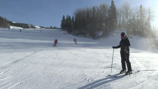 international olympic committee members are deciding between bids by stockholm/are and milan/cortina d'ampezzo in the race to host the 2026 winter... - winter olympic games stock videos and b-roll footage