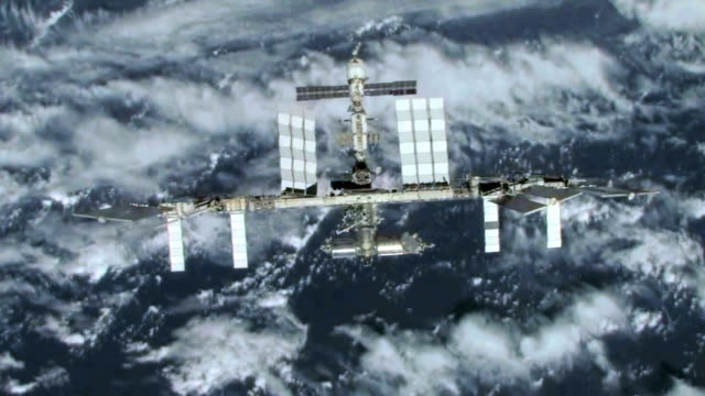 international space station - space and astronomy stock videos and b-roll footage