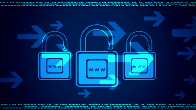 internet cyber security - identity stock videos & royalty-free footage