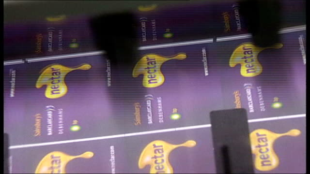 Google to collect personal information on users TX Nectar loyalty cards printed off on machine