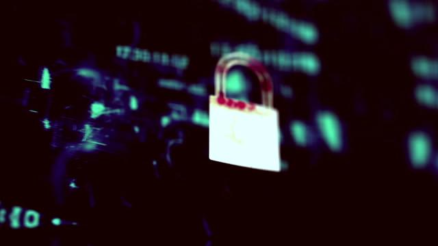 vídeos de stock, filmes e b-roll de segurança da internet - manipulação digital
