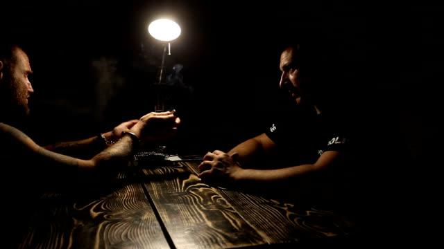 interrogation room - organised group stock videos & royalty-free footage