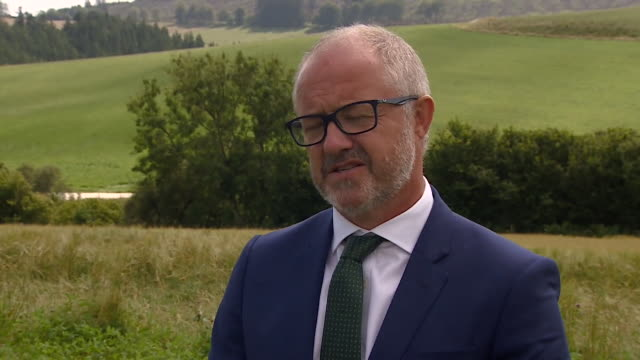 interview andrew haines ceo network rail about train crash near stonehaven aberdeenshire we weren't good enough yesterday - text stock videos & royalty-free footage