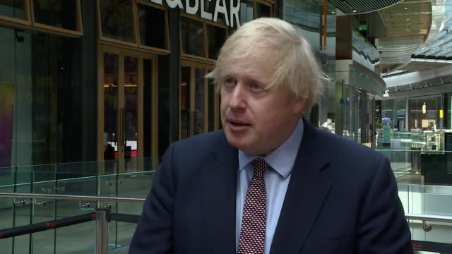 interview boris johnson pm about setting up a commission to look at racism and inequalities i can't ignore the strength of peoples' feeling - anti racism stock videos & royalty-free footage