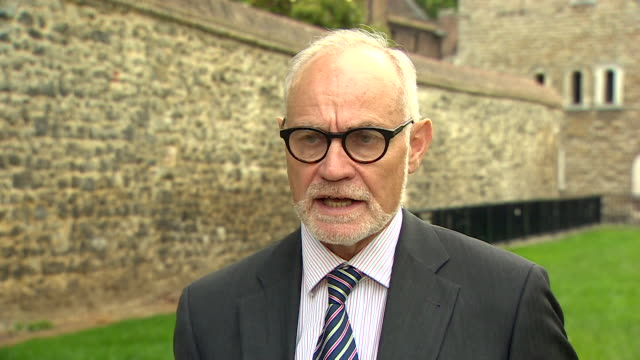 interview crispin blunt mp about the death of former egyptian president mohamed morsi we found the conditions of his detention were so inhuman they... - north africa stock videos & royalty-free footage
