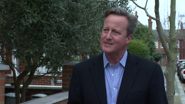 "interview david cameron, former prime minister, about foreign aid being cut in the latest spending review ""i think it is a very sad moment, that 0.7... - home finances stock videos & royalty-free footage"
