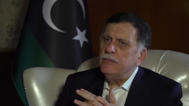 Interview Fayez AlSarraj Libyan PM about battle for power over Tripoli This is a dangerous turning point I am astonished by the stand of the...