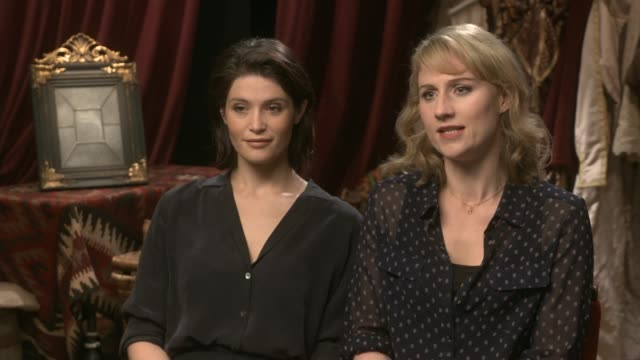 Interview Gemma Arterton and Jessica Swale on female acting parts Jessica Swale interview SOT she's arguably the most famous actress in British...