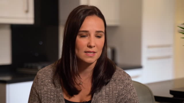 """interview hannah whelan, olympic gymnast, about culture of bullying and abuse in gymnastics """"british gymnastics have failed in their duty of care"""" - threats stock videos & royalty-free footage"""