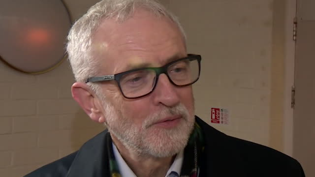 interview jeremy corbyn labour leader on last campaigning day before general election i tell you what we're going to win this thing - last day stock videos & royalty-free footage