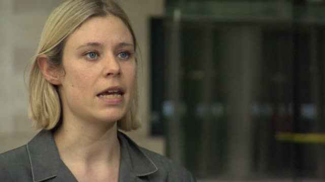 "interview kate ellis, centre for women's justice, about policy to get rape complainants to hand over phones to police ""it's intrusive, another... - complaining stock videos & royalty-free footage"