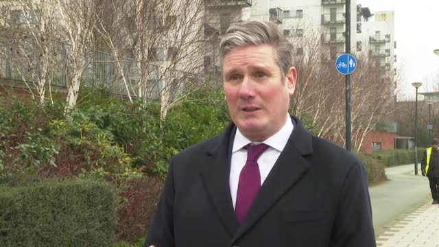 """interview keir starmer, labour leader, about leaseholders charged for unsafe cladding on their apartment blocks """"everybody who understands the... - fire natural phenomenon stock videos & royalty-free footage"""