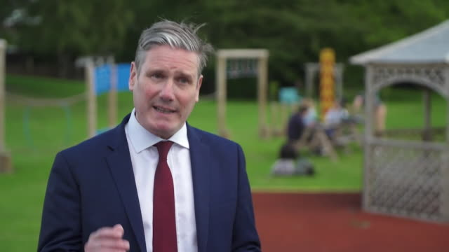 """interview keir starmer mp, labour leader, about concerns over china's human rights abuses """"what's happening in china is deeply concerning and we... - keir starmer stock videos & royalty-free footage"""