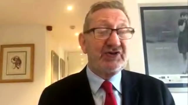 interview len mccluskey unite the union about people going back to work as coronavirus lockdown restrictions ease they shouldn't be pressured into... - togetherness stock videos & royalty-free footage