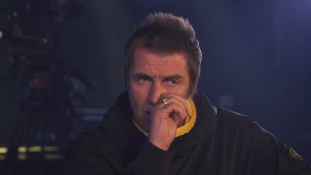 Interview Liam Gallagher about knife crime and London Mayor Sadiq Khan