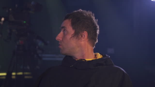 Interview Liam Gallagher about Oasis It hasn't split up in my mind