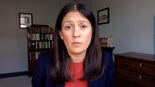 interview lisa nandy labour about apology being issues to former labour party staff for the way their antisemitism complaints were handled this is a... - party social event stock videos & royalty-free footage