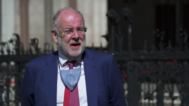 interview lord falconer labour about antisemitism in the labour party after former employees were issued damages and apology as to the way their... - party social event stock videos & royalty-free footage