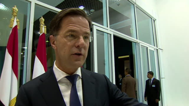 Interview Mark Rutte Dutch Prime Mnister about Brexit Deal at International Summit in Sharm El Sheik We are sleepwalking into a no deal scenario and...