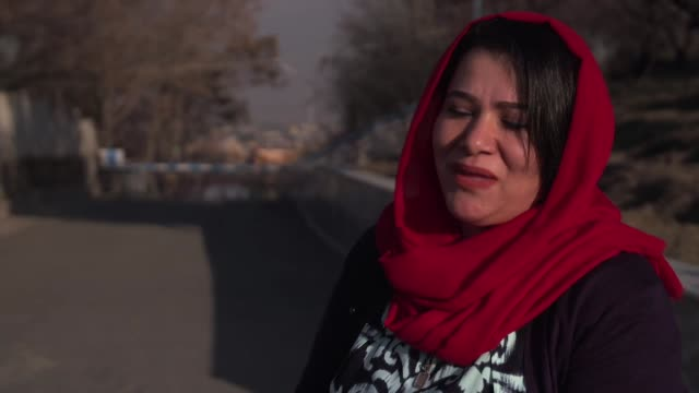 Interview Nargis Nehan Afghan Minister about talks with the Taliban 'We are fully ready to discuss with them and all the differences we have...