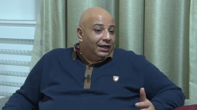Interview of a former spokesperson and defector from the Syrian SDF a group dominated by the terrorist PKK/PYD on December 01 2017 Talal Silo a...