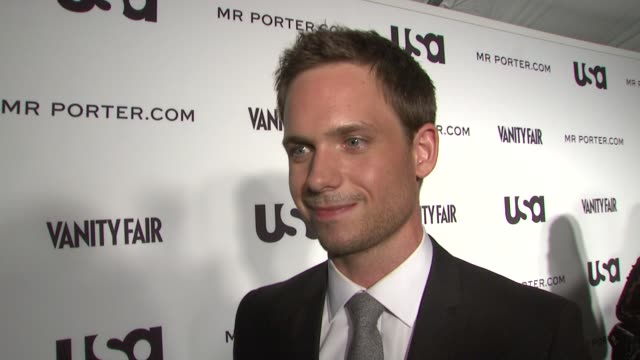 Patrick J Adams reminds us where his character Mike Ross left off in the 1st season of Suits and teases what you can see in season 2 His role has...